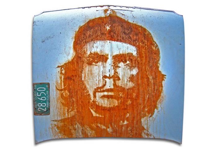 Портрет Че Гевары от Milwaukee Modern