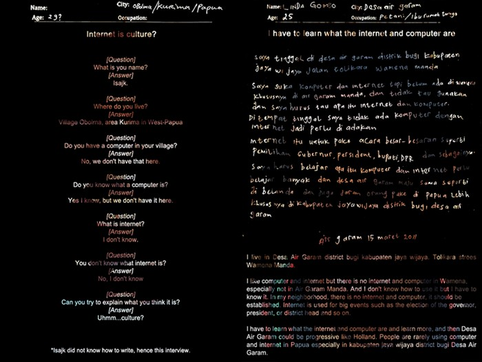Life Needs Internet - реально-виртуальный проект от Йеруна ван Луна (Jeroen van Loon)