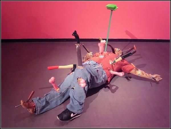 Мертвые скульптуры Луи Кордеро (Louie Cordero)