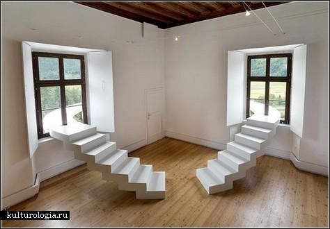 Нереальные ступеньки от дуэта Lang Baumann