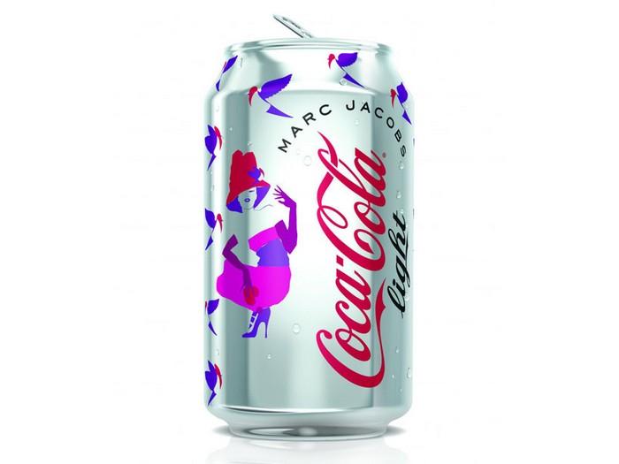 Марк Джейкобс – креативный директор Diet Coke в 2013 году