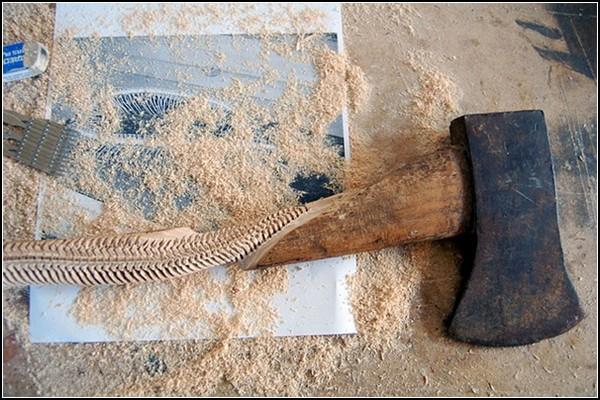 Скелетная основа простых вещей от Маскулла Лассера (Maskull Lasserre)