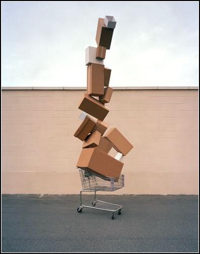 «Material World»: Дэвид Уэлч (David Welch) против общества потребления