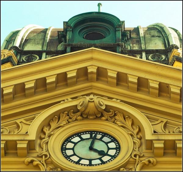 Минималистичный фотоотчет о Мельбурне от Тома Блечфорда (Tom Blachford)
