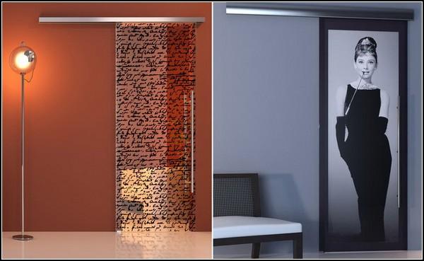 Невероятные стеклянные двери от OTC Doors