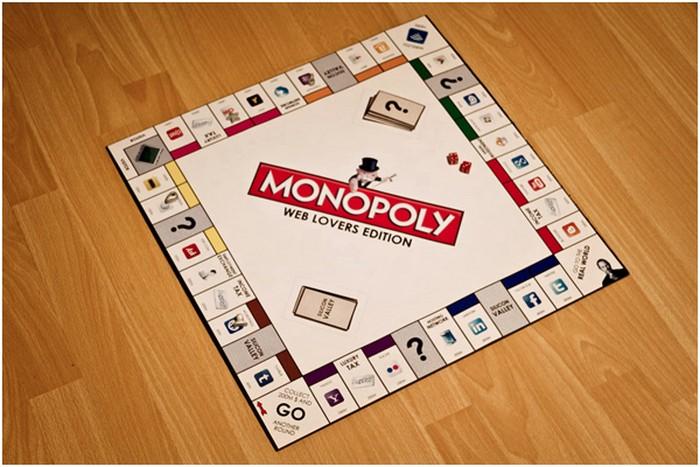 Фото монополии своими руками