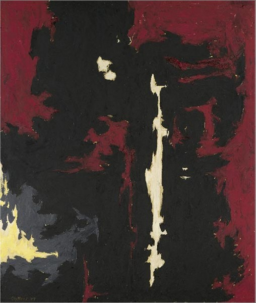 1949-A-No 1, Клиффорд Стилл