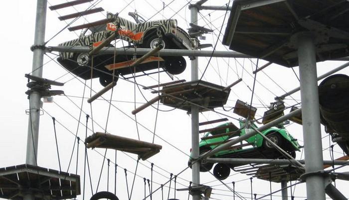Mount Center — Donkey Kong, поселившийся в Берлине
