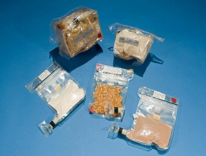 Еда астронавтов программы Apollo