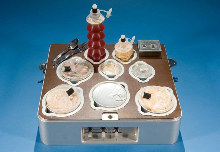 Космическая плита для готовки продуктов