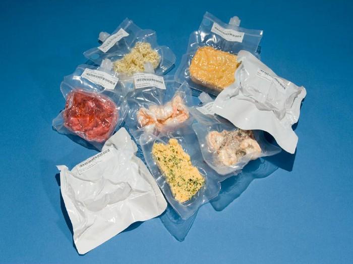 Замороженные и засушенные мясные продукты