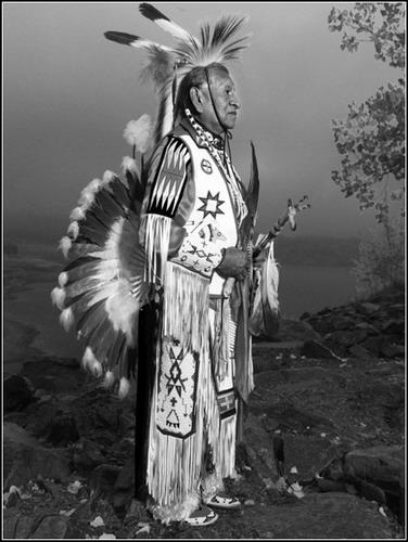 Серия фотографий Native American