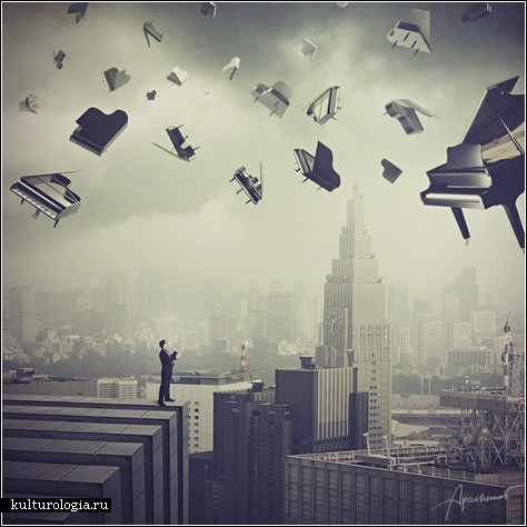 No Vacancy – кризисные картины от Евгения Соловьева