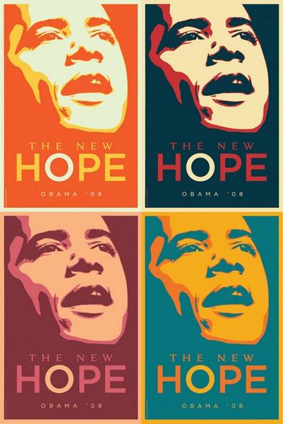 Образ Барака Обамы в изобразительном искусстве