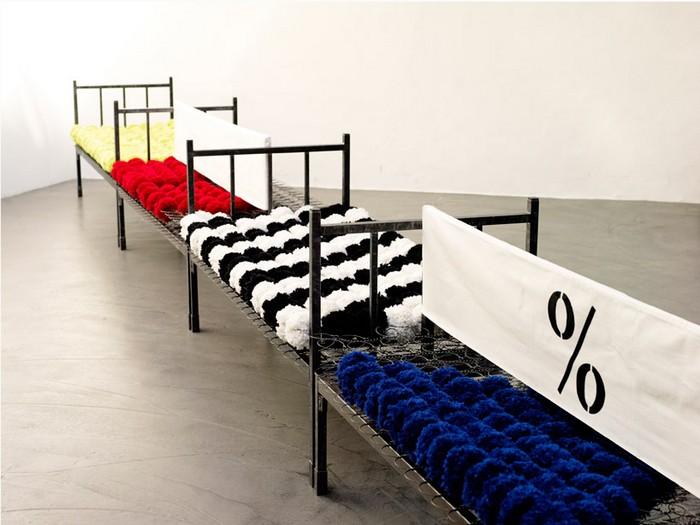 Occupy! – мебель, вдохновленная акциями протеста
