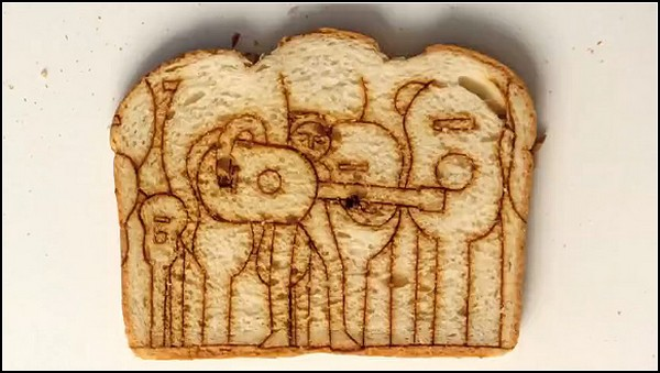 Анимация на хлебных тостах: новый клип группы OK Go