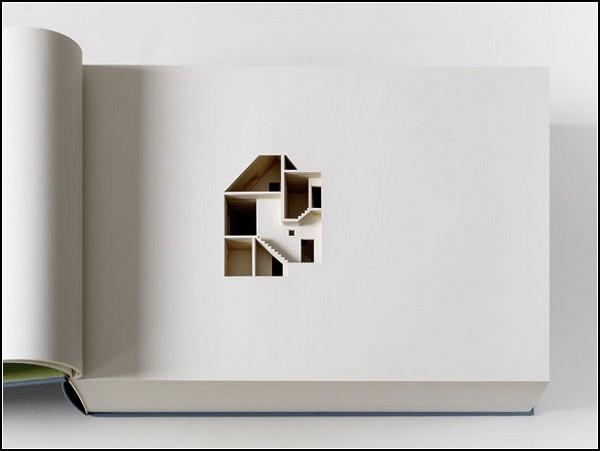 Дом внутри книги от Олафура Элиассона (Olafur Eliasson)