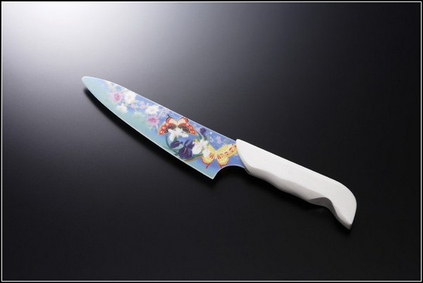 Живопись на ножах