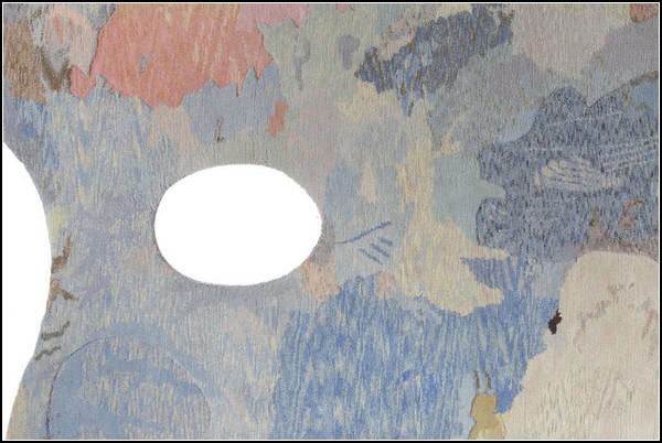 Ковер-палитра от художников художникам