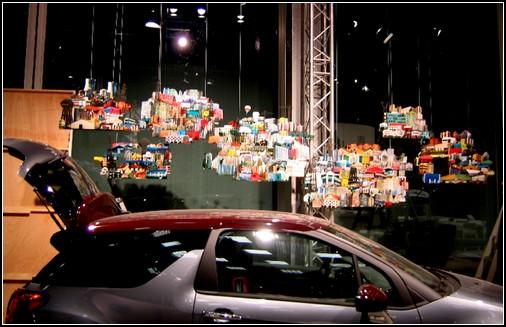 Бумажные скульптуры от Матильды Нивет (Mathilde Nivet)