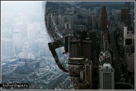 «Человек и место» - новый проект фотографа Джаспера Джеймса (Jasper James)