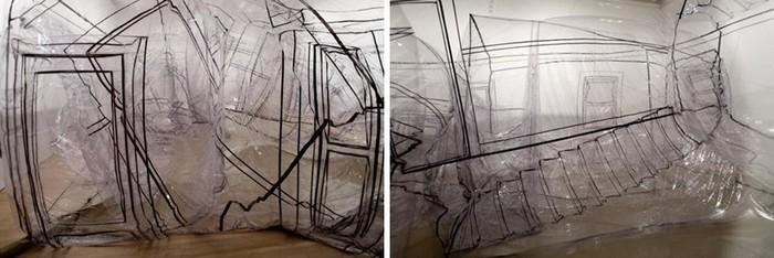 Sac Of Rooms Three Times A Day, Alex Schweder La