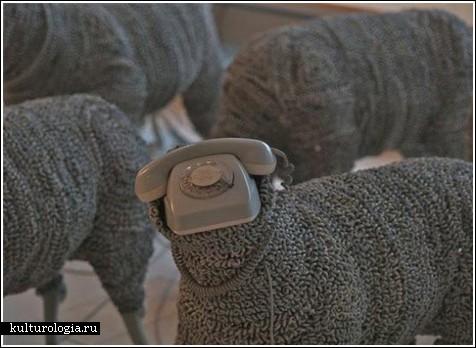 Телефонные бараны от Jean Luc Cornec