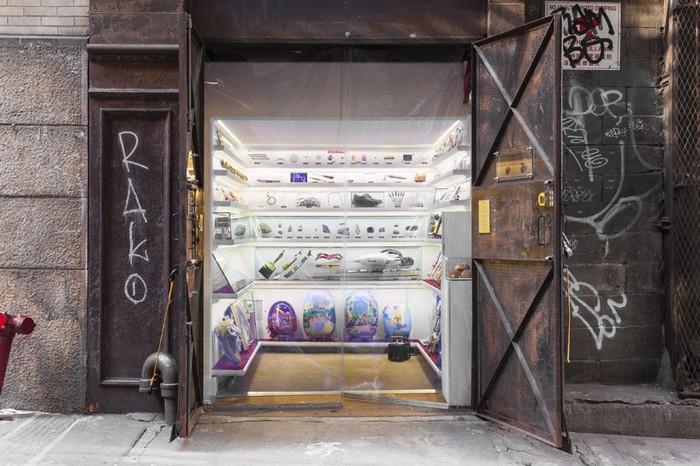 Mmuseum – однокомнатный музей Нью-Йорка в старом лифте