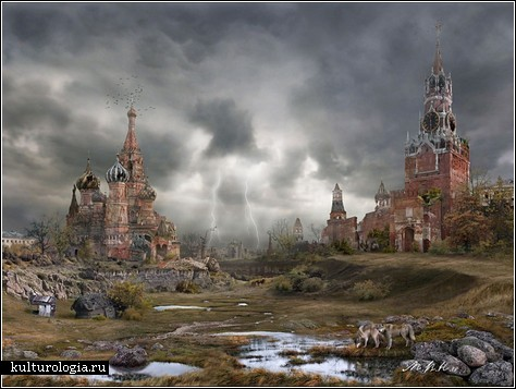 Постапокалиптическая Москва
