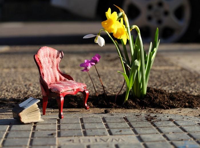 Guerrilla Gardening от Стива Вина (Steve Wheen)