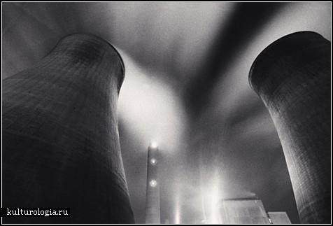 Красота атомных станций в фотопроекте Майкла Кинны (Michael Kenna)