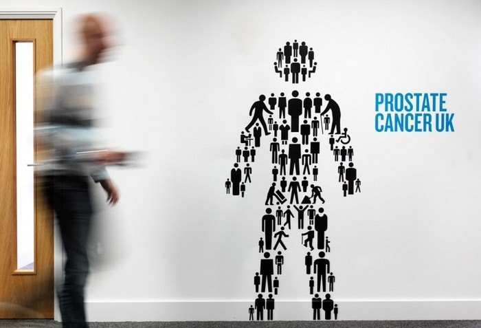 Prostate Cancer UK – логотип рака простаты