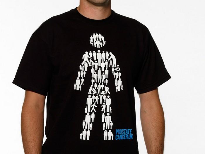 Prostate Cancer UK – логотип рака простаты