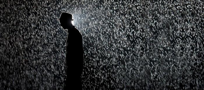 Rain Room — дождливая комната от rAndom International