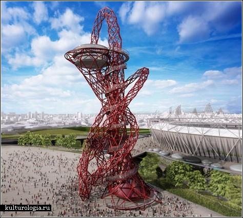 Самая большая скульптура Великобритании