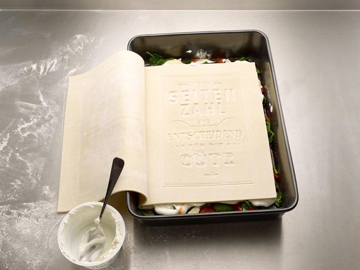 Real Cookbook – съедобная поваренная книга