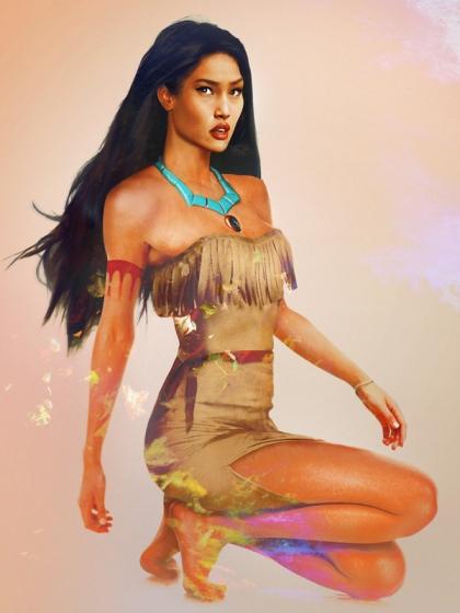 Pocahontas, Jirka Väätäinen