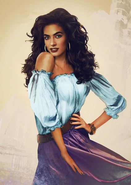 Esmeralda, Jirka Väätäinen