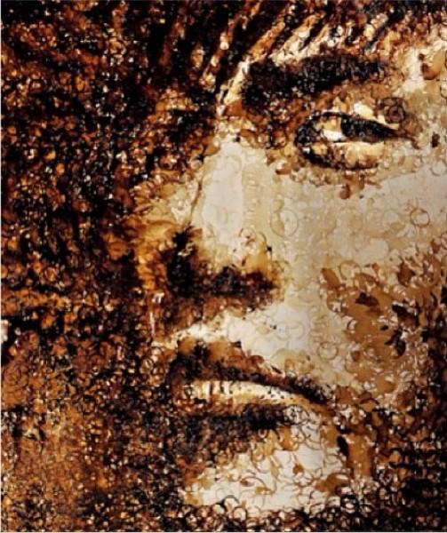 Портрет певца Джея Чу от Хун И (Hong Yi)