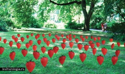Музей Strawberry Fields в Нью-Йорке