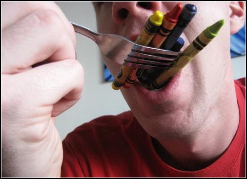 Приключения цветных карандашей