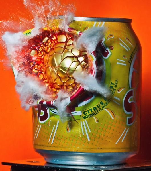 Squirt ball, Exploding food, Alan Sailer