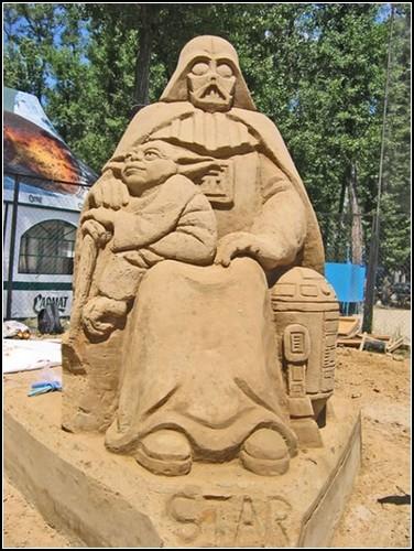 Песчаные Звездные Войны