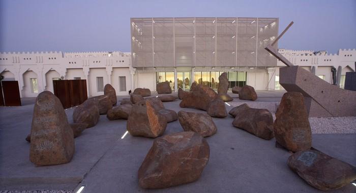 Homecoming, Cai Guo-qiang, Выставка Saraab, Арабский Музей современного искусства в Катаре