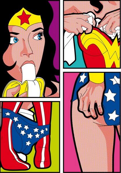Тайная жизнь супергероев в проекте Secret Hero Life от Грегуа Гилемина (Gregoire Guillemin)