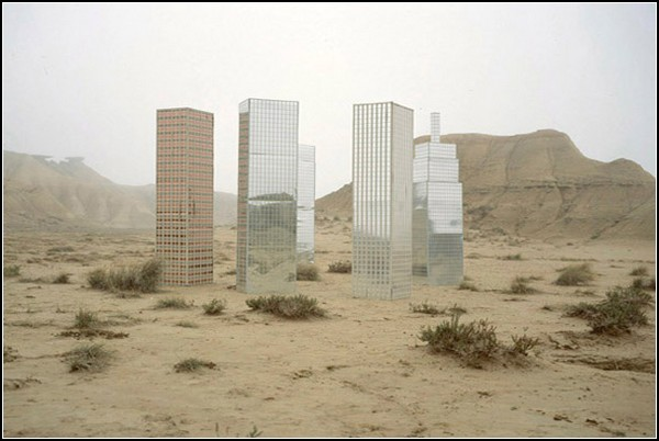 Пустынные города от Семы Бекировича (Sema Bekirovic)