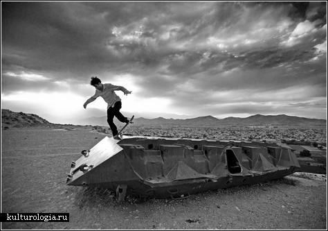 Скейтерстан – Афганистан на скейтах