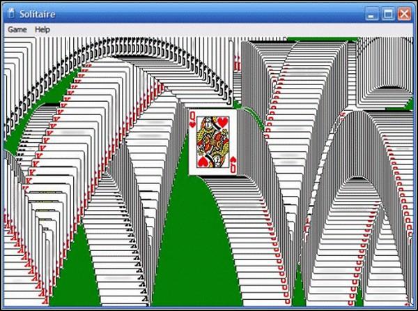 Solitaire Win – памятник компьютерной игре