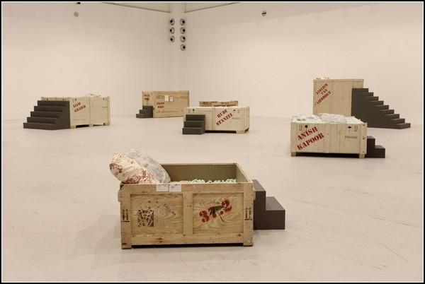 Инсталляция «The Space of Art» от Atelier 37.2