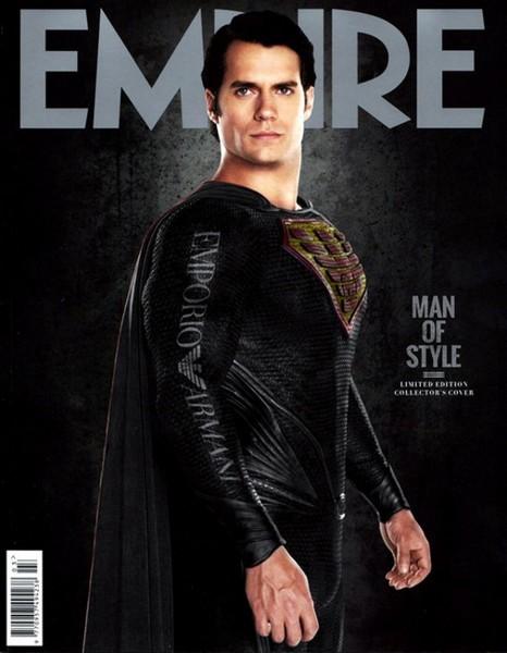 Супермен от Emporio Armani. Проект Sponsored Superheroes от Роберто Вергати Сантоса (Roberto Vergati Santos)